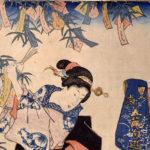 TANABATA : Présentation d'une estampe japonaise