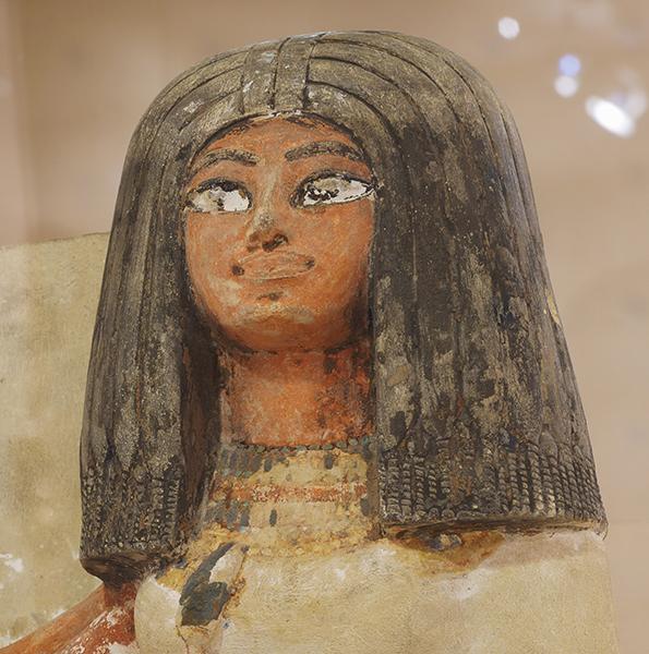 Chevelures et coiffures dans l'Egypte ancienne