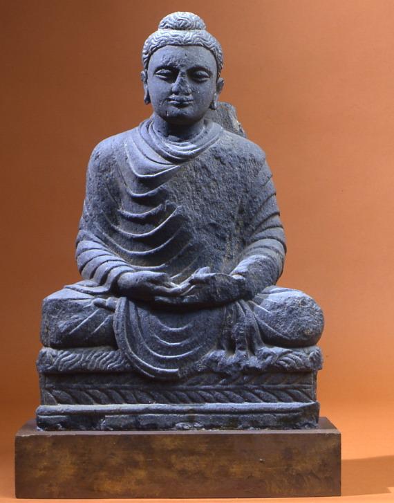 Le Buddha du Gandhara