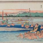 Le Tokaido d'Hiroshige