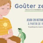 Atelier zen : Initiation à la méditation pour les enfants